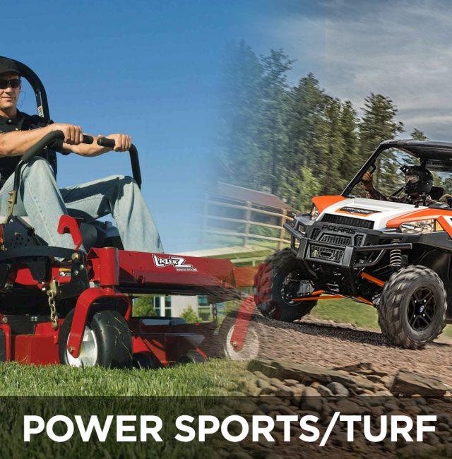 Power Sports/Turf