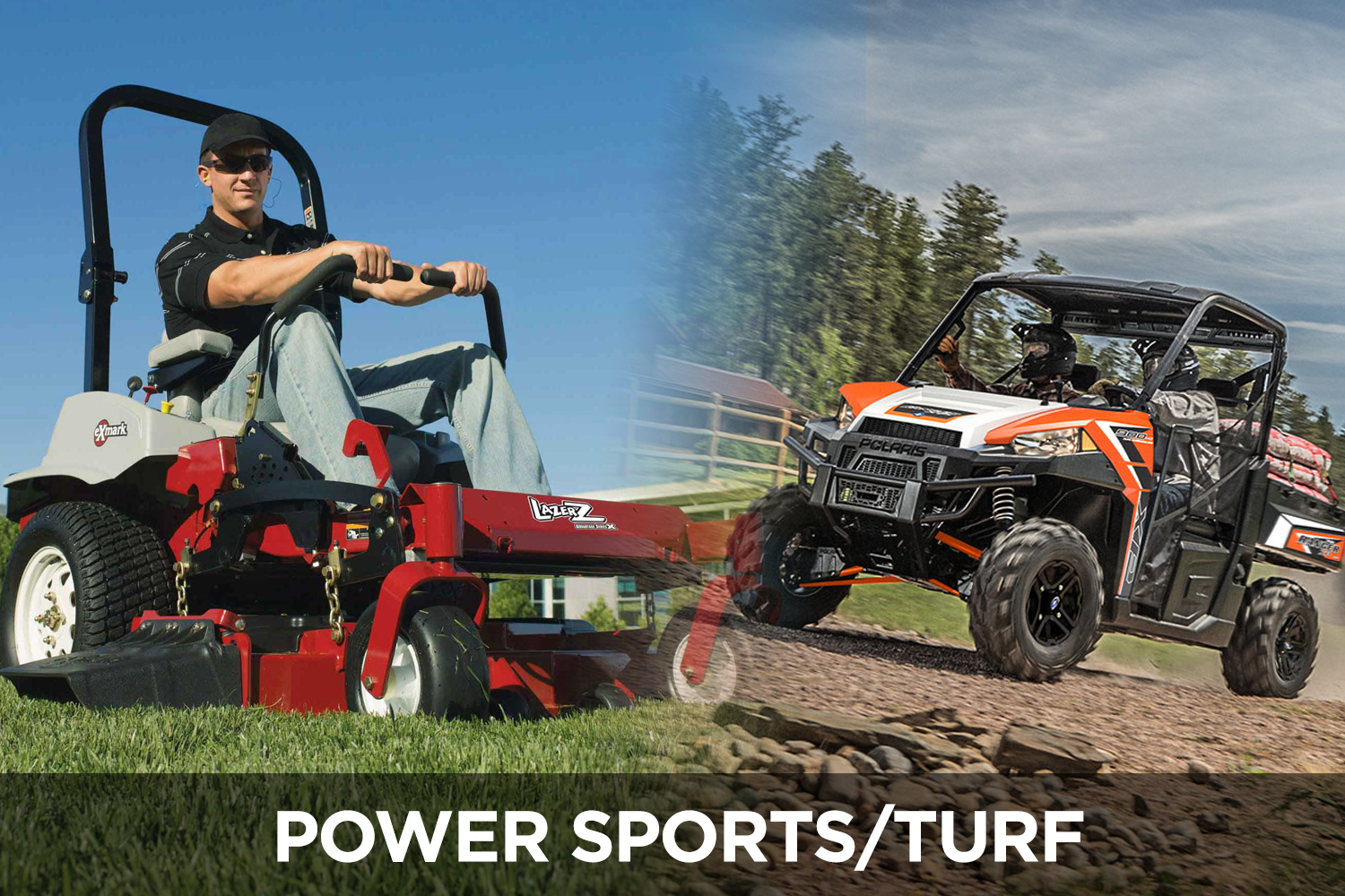Power Sports/Turf